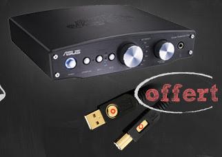 10% de réduction sur les DAC + 1 cable USB Oehlbach offert (valeur 31.95€)