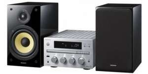Micro-chaîne Sony CMT-G1iP compatible iPod / USB