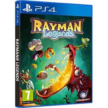 Jeu Rayman Legends sur PS4 et Xbox One