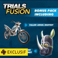 Bonus pack Trials Fusion - Bundle PSN gratuit sur PS4 pour les abonnés PSN+