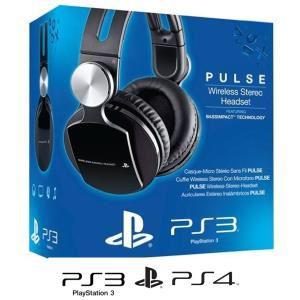Casque Gaming Sans Fil Sony Pulse Elite 7.1 - PS3/PS4/PC - Compatible Jack