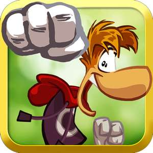 Rayman Jungle Run gratuit sur Android (au lieu de 2.69€)
