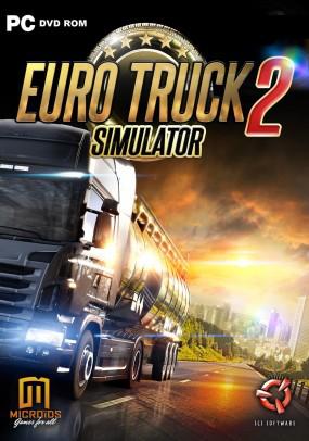 Euro Truck Simulator 2 (clé Steam) sur PC