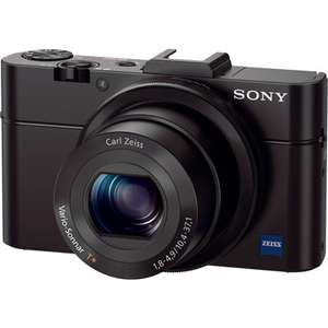 Appareil photo Compact Sony DSC-RX100 II