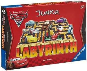 Labyrinth Junior édition Cars 2