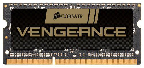 Kit de barrette de ram pour PC portable Corsair 16Go (2x8Go) DDR3 1866MHz SO-DIMM