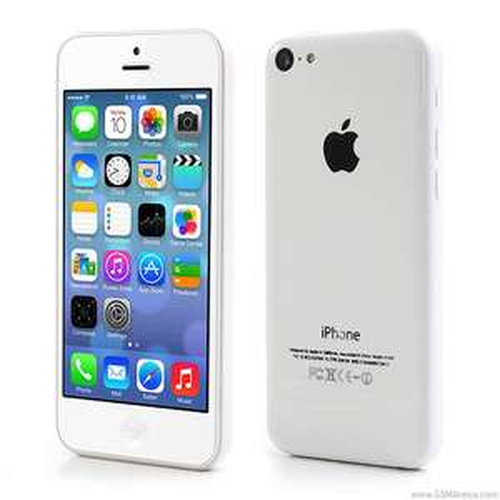 Smartphone Apple iPhone 5C 8Go Blanc - Reconditionné