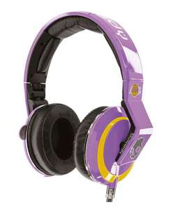Casque Skullcandy Mix Master Lakers