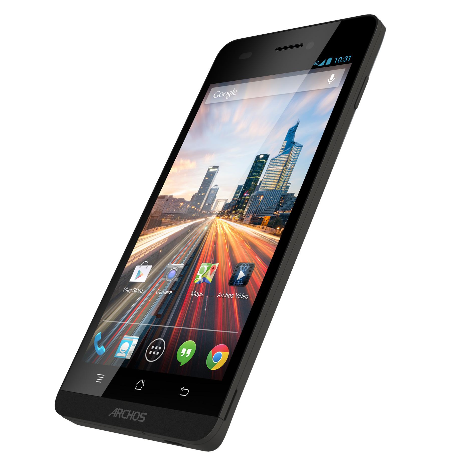 Smartphones Archos en promo - Ex : Archos 45 Helium 4G