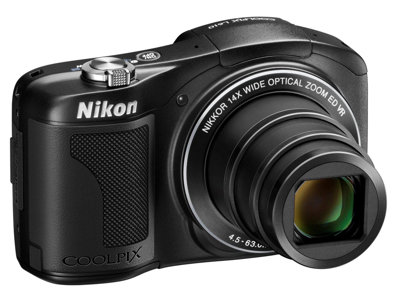 Appareil photo Nikon Coolpix L610 16 MP, BSI, zoom 14x