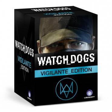 Jeu Watch Dogs Édition Vigilante Ps4, Xboxone