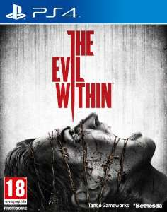 Précommande : The Evil Within - PS4 / Xbox