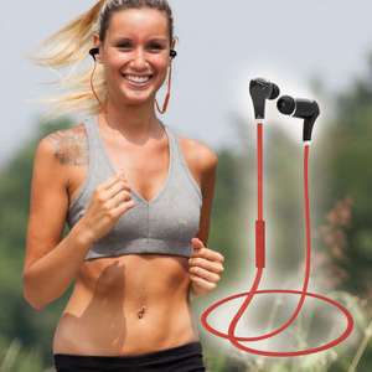 Ecouteurs stéréo sans fil Bluetooth Maginon