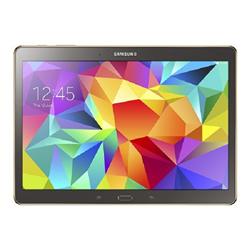 """Tablette Samsung Galaxy Tab S 10.5"""" Wi-Fi + 4G 16Go - Bronze"""