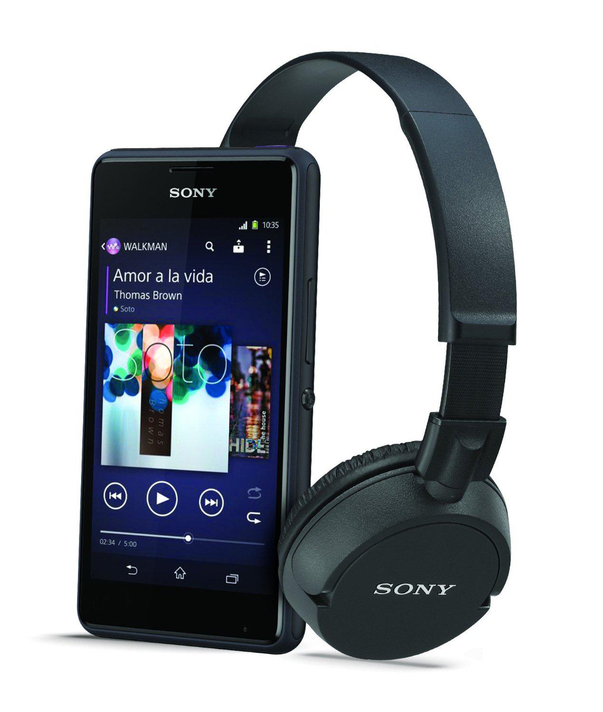 Smartphone Sony Xperia E1 + Casque Sony ZX100 (Avec ODR de 40€)