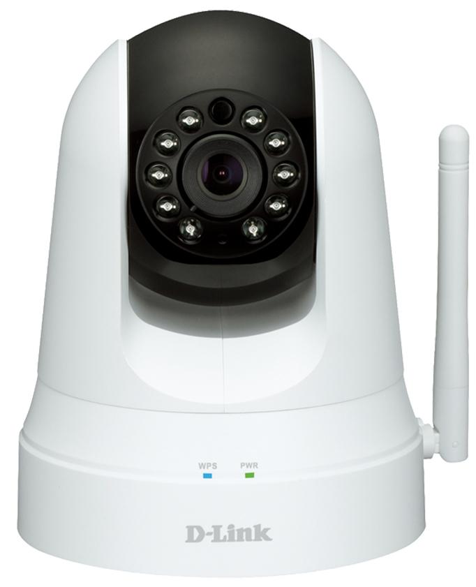 Caméra IP D-link DCS-5020L panoramique Wi-Fi