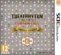 Pré-commande : Theatrhythm final fantasy curtain call - Édition limitée sur Nintendo 3DS
