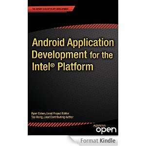 """Ebook Kindle """"Android Application Development for the Intel Platform"""""""
