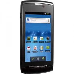 Smartphone ZTE Blade S Desimlocké