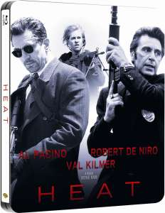 Blu-Ray Heat - Steelbook Edition