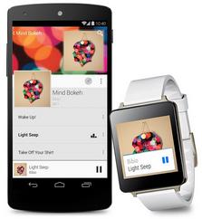 Smartphone Nexus 5 16 Go + Montre LG G Watch