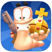 Jeu Worms 3 sur iOS