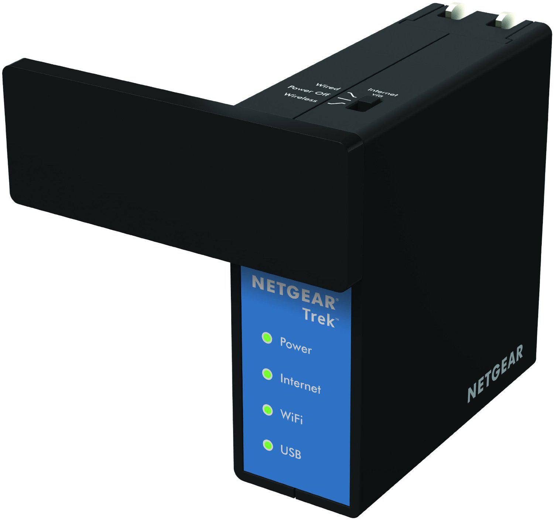 Répéteur + Routeur Netgear PR2000 TREK