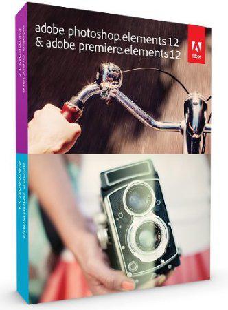 Logiciel Adobe Photoshop Elements 12 + Premiere Elements 12