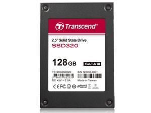 Disque SSD TRANSCEND SSD320 2.5'' SATA III 128Go