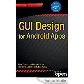 "Ebok Kindle ""GUI Design for Android Apps"" gratuit"