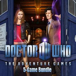 Doctor Who : The Adventure Games gratuit sur PC