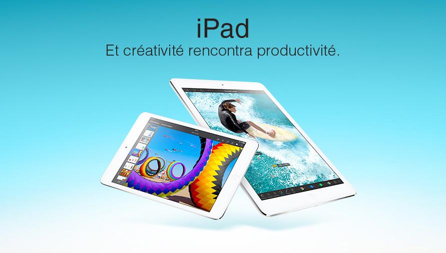 Rosedeal: Dépensez 100€ dans les boutiques Inter-Actif (iPad Air, Mini/Retina)