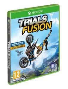 Trials Fusion sur XBOX One