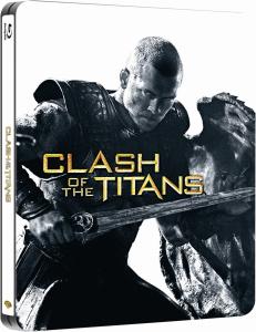 """Blu-ray steelbook """"Le choc des titans"""""""