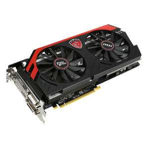 Carte graphique MSI R9 290 Gaming