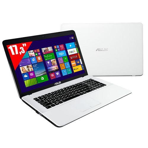 """PC portable Asus X751LD-TY242H - Ecran 17,3"""", Core i5, 8Go RAM"""