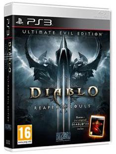 Diablo III Ultimate Evil Edition PS3