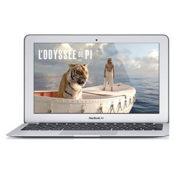 "PC Portable 11,6"" Apple MacBook Air 128 Go"