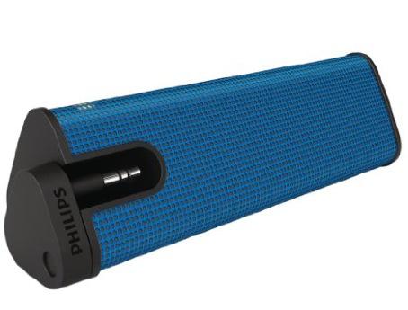 Enceinte portable Philips SBA1610BLU/00 2 W - Bleu