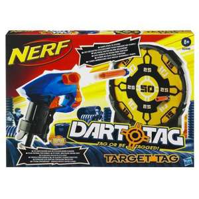 Pistolet Nerf : Dart Tag Dargetting Hasbro
