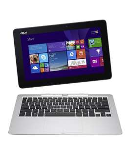 "PC portable hybride 11"" Asus Transformer Book PC  T200TA-CP003H - SSD 32 Go (+ Carte cadeau de 50€ offerte)"
