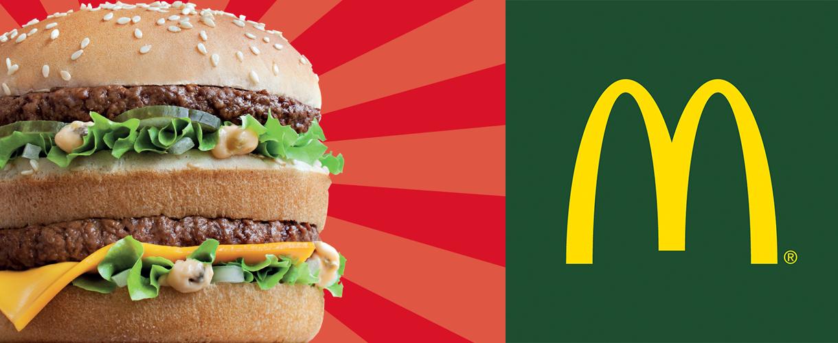 Pour toute commande en ligne, le Big Mac