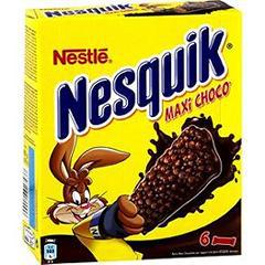 2 paquets de 6 barres de céréales Nestlé