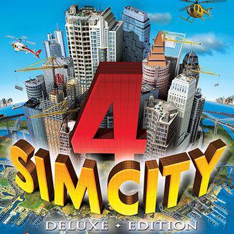 Jeu Sim City 4 Deluxe edition sur Mac (Dématerialisé - Steam)