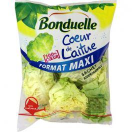 Salade Bonduelle Coeur de laitue format maxi 280g (avec 50% sur la carte fidélité)