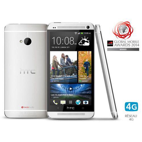Smartphone HTC One 4G 32Go - Silver
