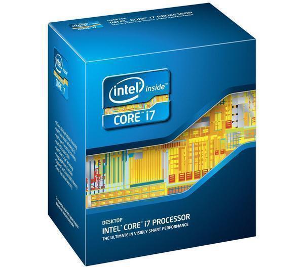 Processeur Intel Core i7 3820 - 3,6 GHz, Socket LGA 2011 (version boîte)