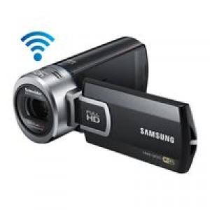 Caméscope Full HD Samsung QF20 Wifi Noir