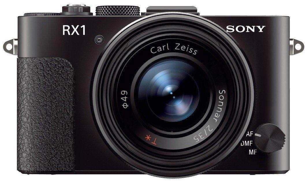 "Appareil photo compact expert Sony DSC-RX1 - 24,3Mpix, Ecran 3"", HDMI, USB - Noir"