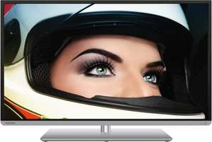 "TV LED 3D 48"" Toshiba 48L5441DG 3D 200Hz MCI Smart TV (Avec ODR de 100€)"